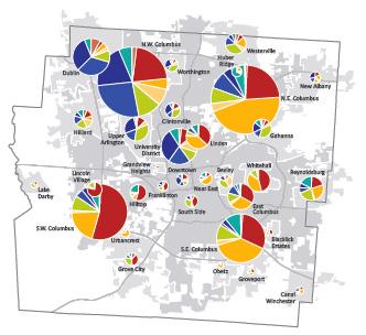 Health Data Map