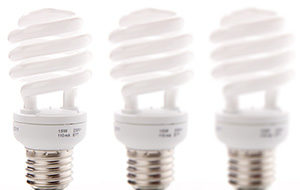 Complact Fluorescent Light Bulbs (CFL)