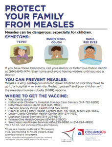 Protect Your Family From Measles